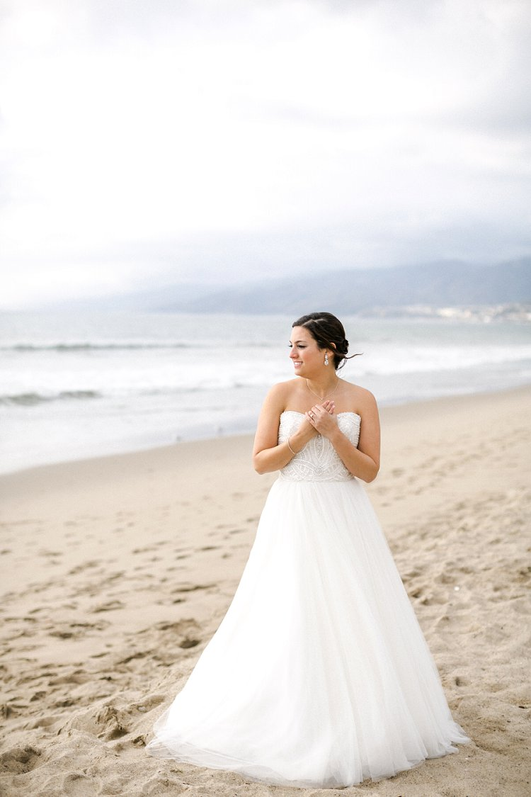 Jewish WeddingThe Fairmont Miramar Santa Monica California USA_0020