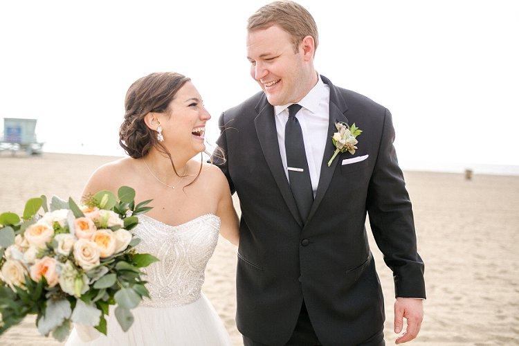 Jewish WeddingThe Fairmont Miramar Santa Monica California USA_0041