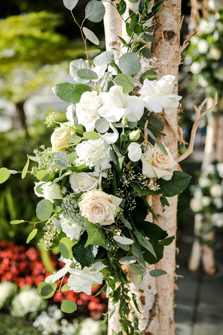 Jewish WeddingThe Fairmont Miramar Santa Monica California USA_0047