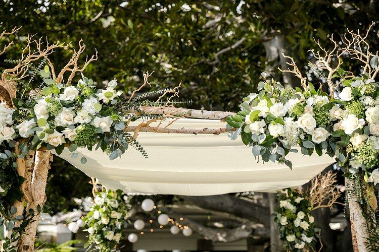 Jewish WeddingThe Fairmont Miramar Santa Monica California USA_0048