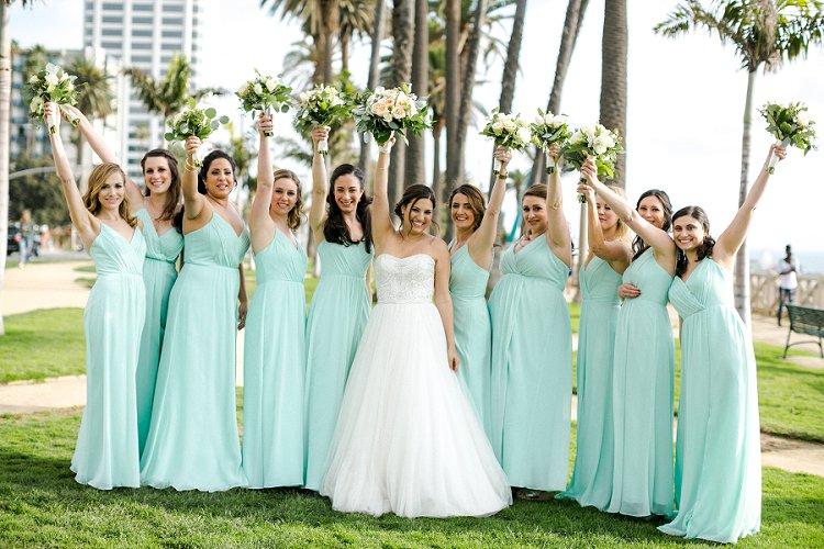 Jewish WeddingThe Fairmont Miramar Santa Monica California USA_0049