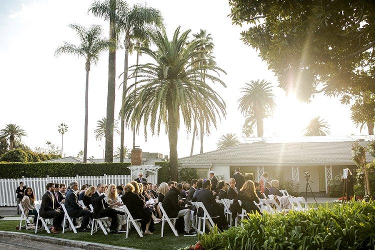 Jewish WeddingThe Fairmont Miramar Santa Monica California USA_0063