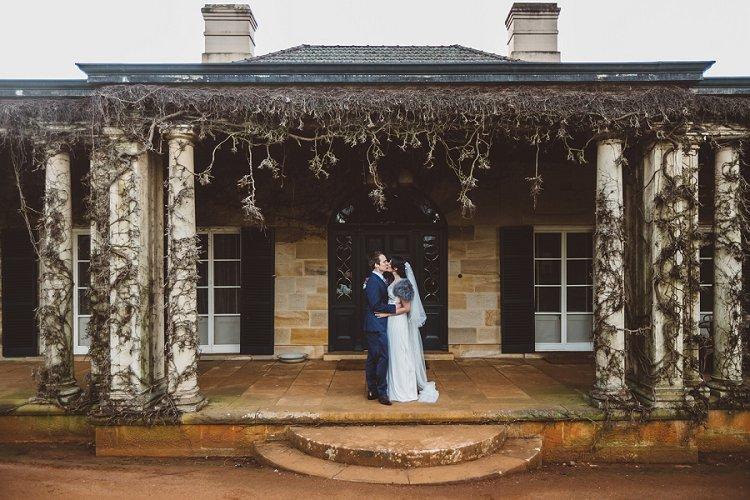 Jewish Wedding Bendooley Estate New South Wales Australia