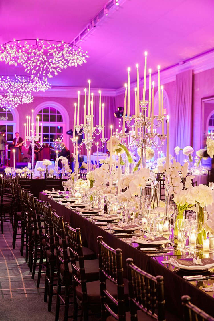 A Vera Wang Bride for a Super Luxe Floral Jewish Wedding at New York ...