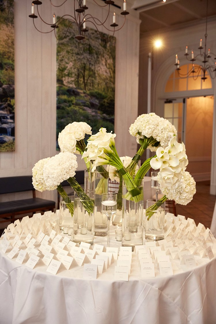 A Vera Wang Bride for a Super Luxe Floral Jewish Wedding at New ...