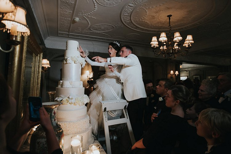 Jewish Wedding Thornton Manor UK
