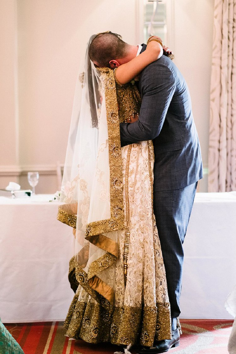 Jewish-Indian wedding, Sopwell House, UK