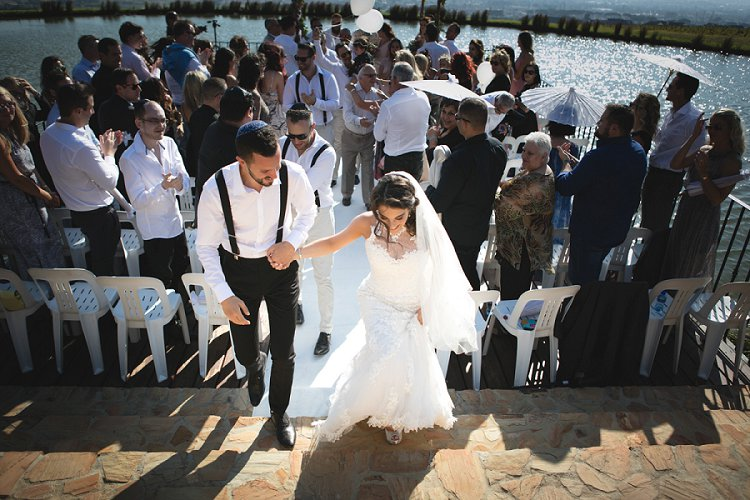 Jewish wedding Stellenbosch Winelands, Cape Town, South Africa