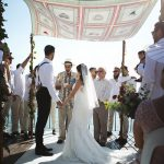 A Jewish Outdoor Wedding with a Hand-Embroidered Chuppah at Stellenbosch Winelands, Cape Town, South Africa