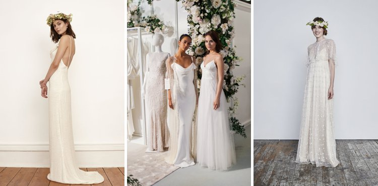 Savannah Miller bridal