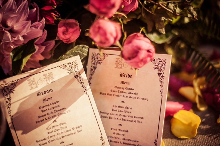 Midsummer Nights Dream Wedding