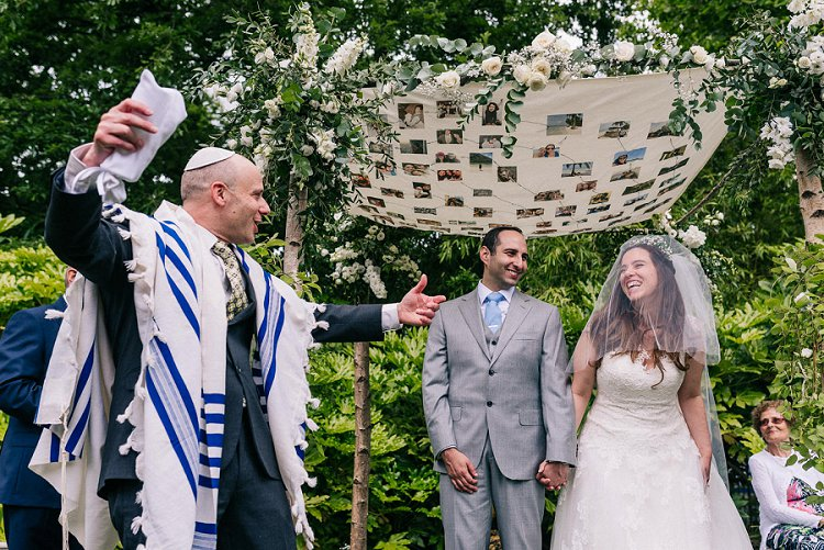 Jewish wedding London Zoo UK