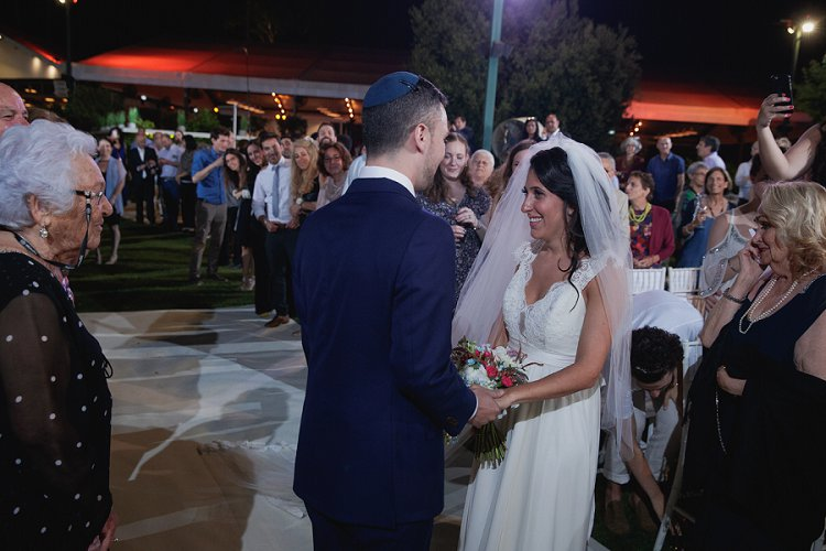 Jewish wedding at The Q, Kibbutz Glil Yam, Israel_0028