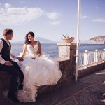 Destination Jewish Wedding with an Italian Feast at Grand Hotel Royal, Sorrento, Italy