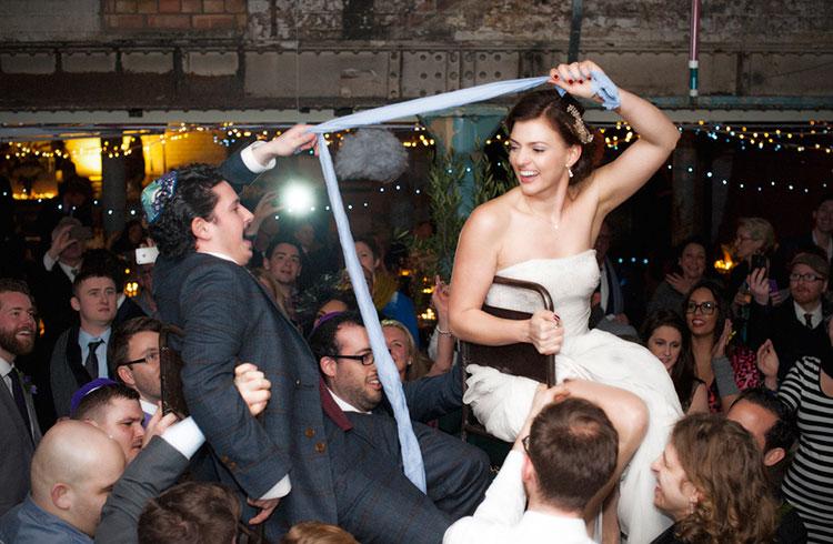 Hora-Jewish-Wedding
