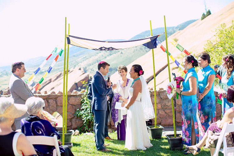 Jewish-Chewish-Wedding-Red-Rocks-Amphitheatre-Colorado-USA
