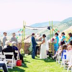 "A Chinese / Jewish ""Chewie"" Star Wars-Inspired Wedding With a 'Shabbatical' at Red Rocks Amphitheatre, Colorado, USA"