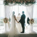 A Pronovias Bride for an Old-World Glamor Travel-Inspired Jew-ish Wedding at Westmount Country Club, Woodland Park, New Jersey, USA
