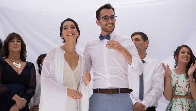 Jewish wedding Kibbutz Ruhama, Israel