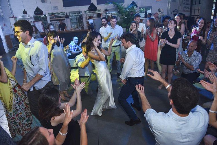 Jewish Wedding Avigdor Tel Aviv Israel_0044