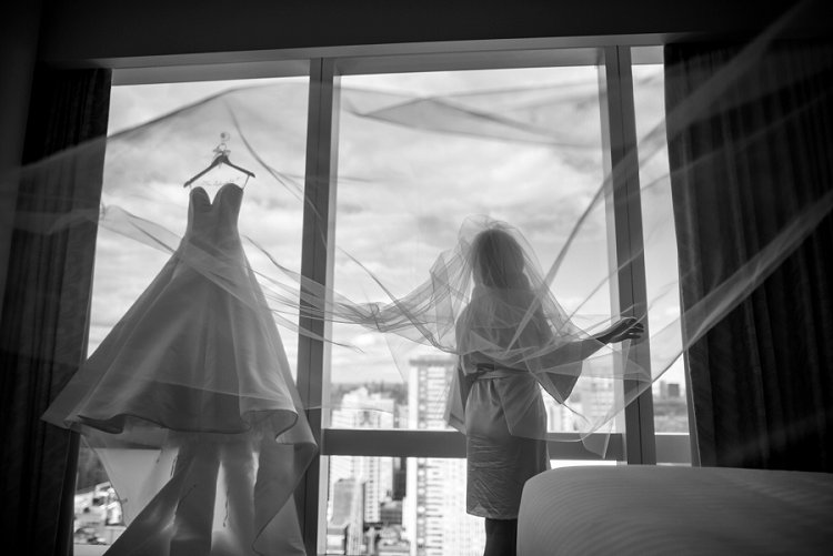 Jewish Wedding Mandarin Oriental New York, USA_0006