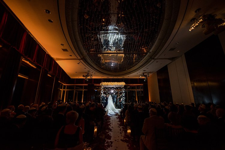 Jewish Wedding Mandarin Oriental New York, USA_0018