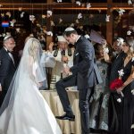 A Vera Wang Bride for a Super Luxe Fashion-Forward Jewish Wedding at Mandarin Oriental New York, New York