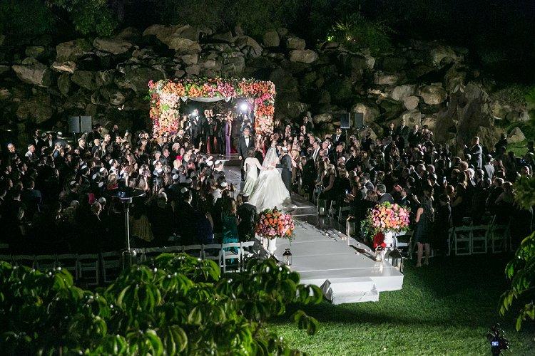 Jewish Wedding Four Seasons Hotel Westlake Village, California, USA_0060 - Copy