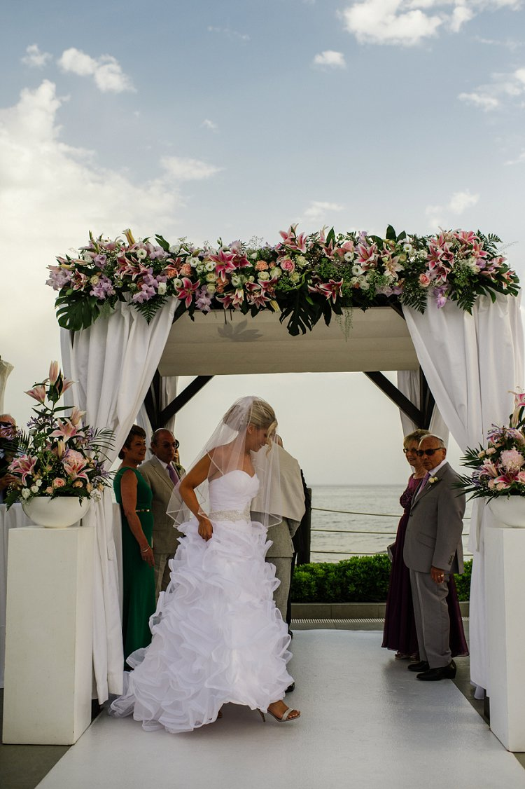 Jewish Wedding La Cabane Los Monteros, Spa and Golf Resort, Marbella, Spain