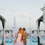 A Super-Glam Jewish Wedding Fit for a Princess at La Cabane Los Monteros, Spa and Golf Resort, Marbella, Spain