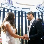 A Elly Sofocli Bride for a Super Luxe Jewish Wedding at the Epic National Gallery of Victoria, Melbourne, Australia