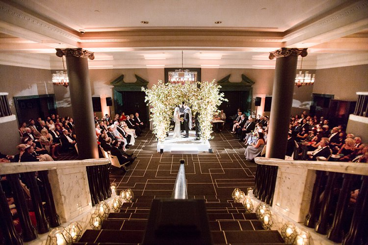 Jewish Wedding Rosewood London UK_0006