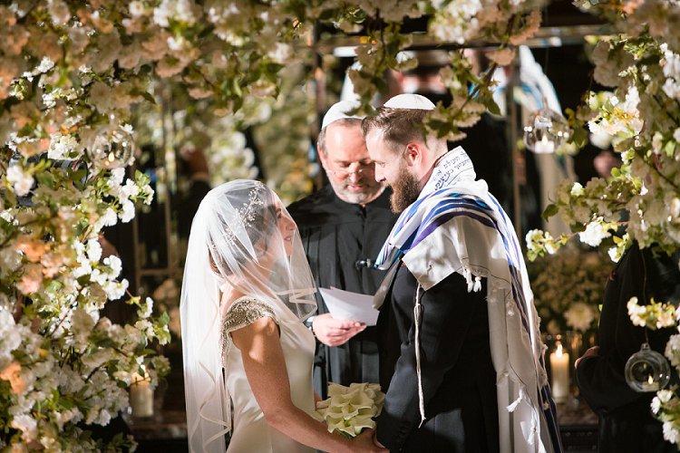 Jewish Wedding Rosewood London UK_0020