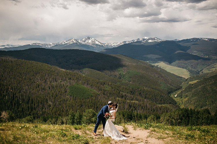 Jewish Wedding Vail Wedding Deck, Vail, Colorado, USA_0105