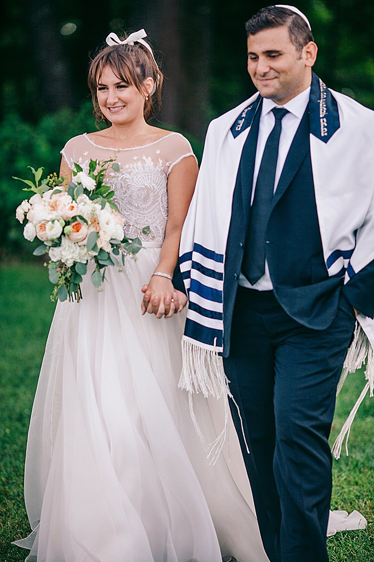 Jewish wedding Kentuck Knob, Farmington, Pennsylvania, USA_0001