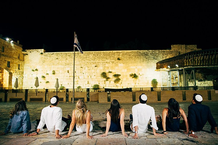 Destination Jewish wedding Mamilla Hotel in Jerusalem Israel_0024