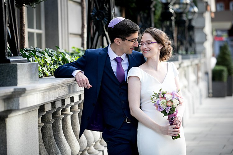 Jewish Wedding Rosewood London, UK_0032