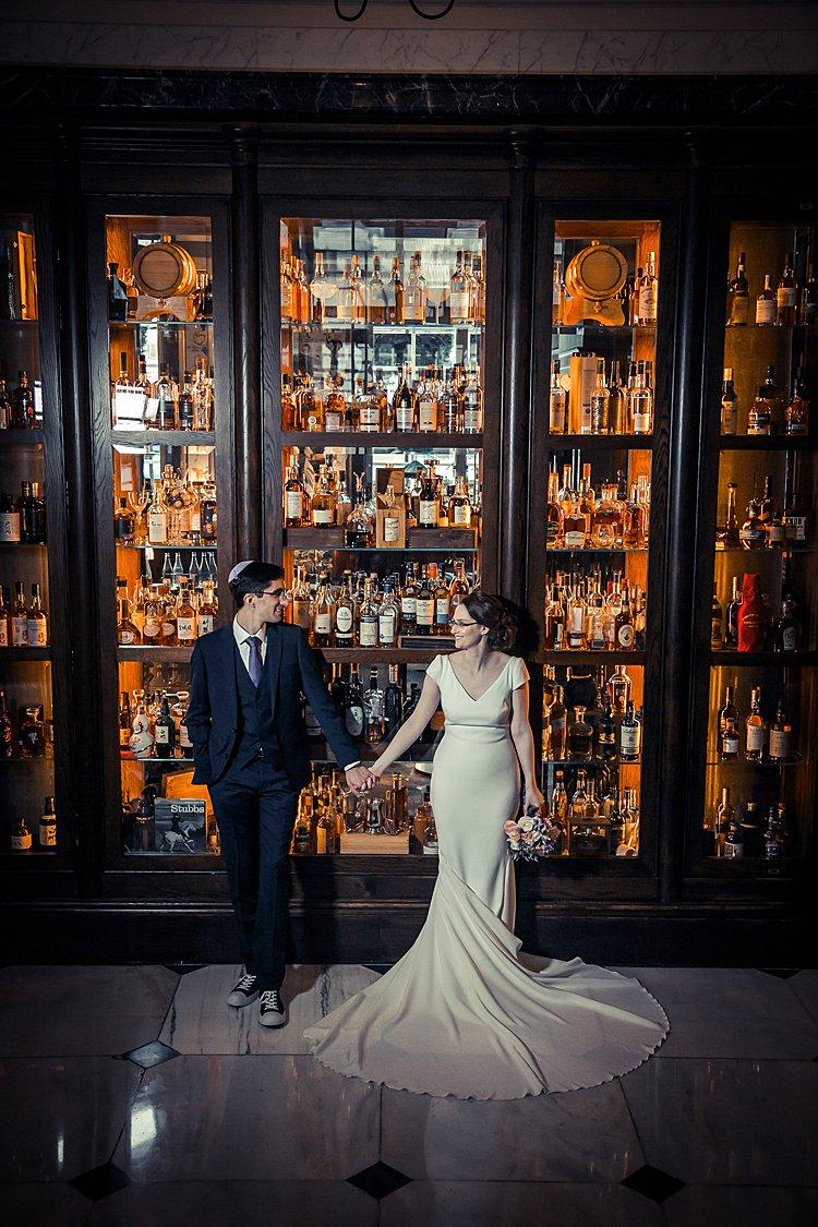 Jewish Wedding Rosewood London, UK_0032