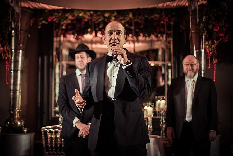 Jewish Wedding Rosewood London UK