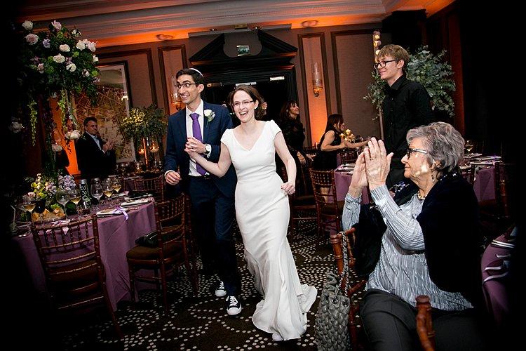 Jewish Wedding Rosewood London, UK_0051
