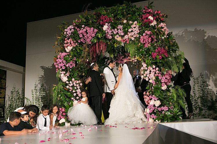 Jewish wedding The Beverly Hilton, Beverly Hills, California USA_0040