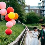 A Bright and Bold Quirky Jewish Wedding at Woodberry Wetlands, London, UK