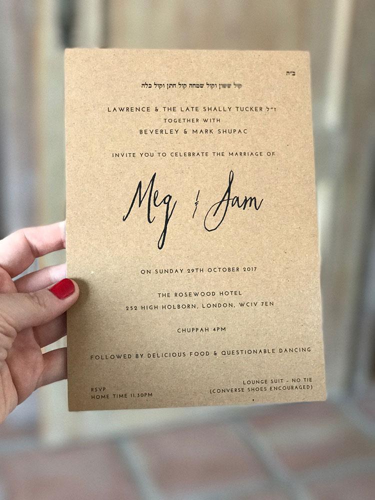 Jewish Wedding Rosewood London, UK_0004