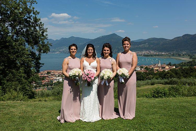 Destination Jewish Wedding La Catilina, Lake Iseo Lombardia, Italy