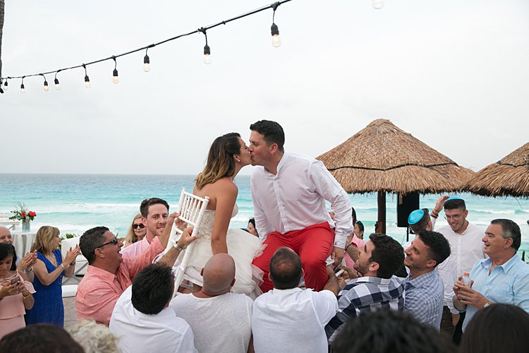 Jewish destination wedding Hotel Paradisus Cancun Mexico_0055