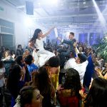 A Suzanne Neville Bride for a Super Chic Seaside Jewish Wedding at Rosh Hashanah, Bait al Hayam, Jaffa, Israel