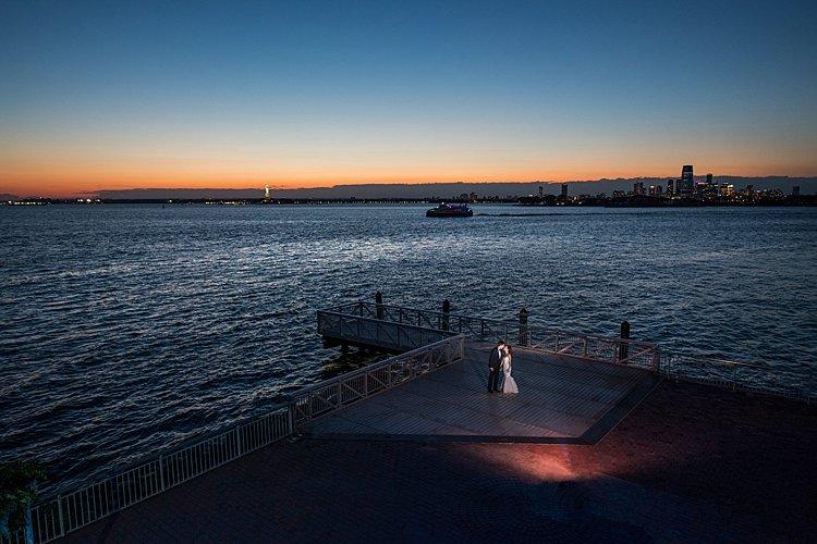 Jewish wedding Liberty Warehouse, Redhook, Brooklyn, USA_0036