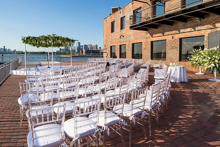 Jewish wedding Liberty Warehouse, Redhook, Brooklyn, USA_0002