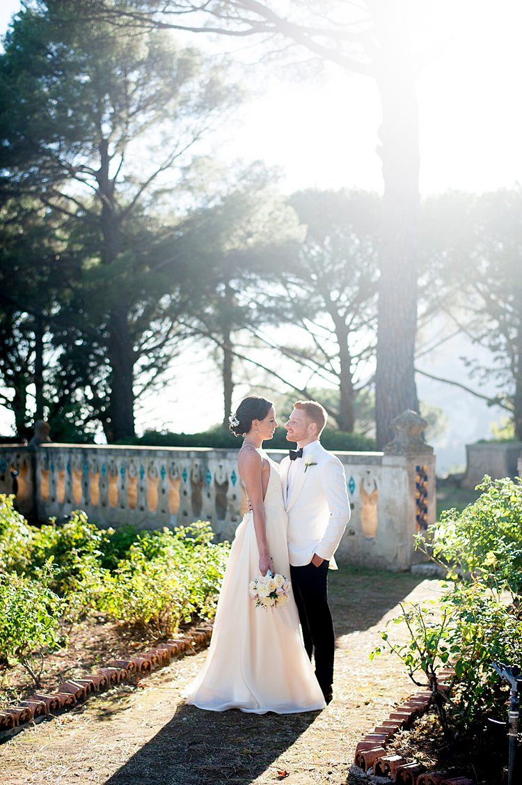 Destination Jewish Wedding Villa Cimbrone Ravello Amalfi Coast Italy_0100