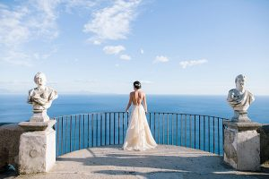 Destination Jewish Wedding Villa Cimbrone Ravello Amalfi